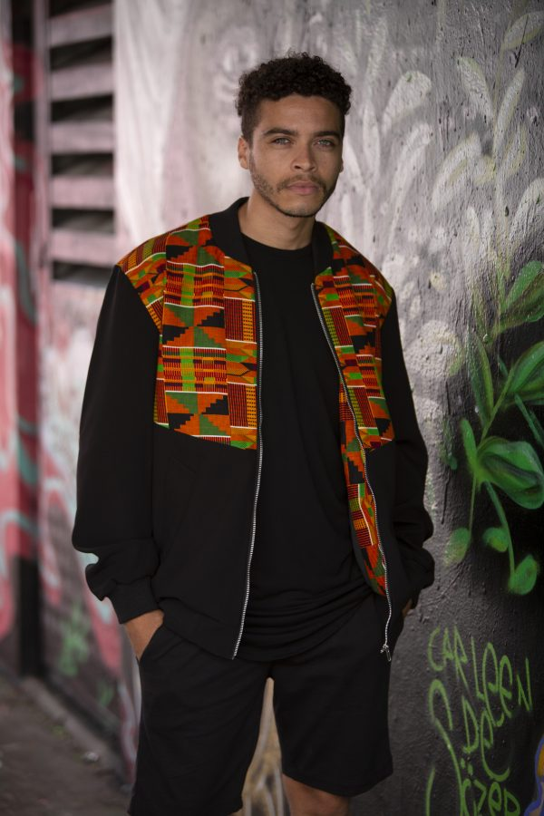 Duodu London Kente Bomber 1 copy
