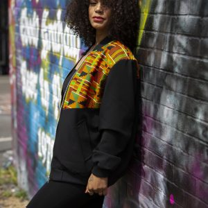 Duodu London Kente Bomber 2 copy