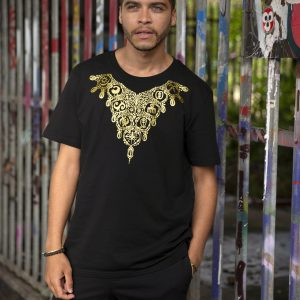 Duodu London Dashiki T-Shirt 2 copy