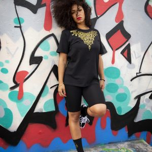 Duodu London Dashiki T-shirt 1 copy