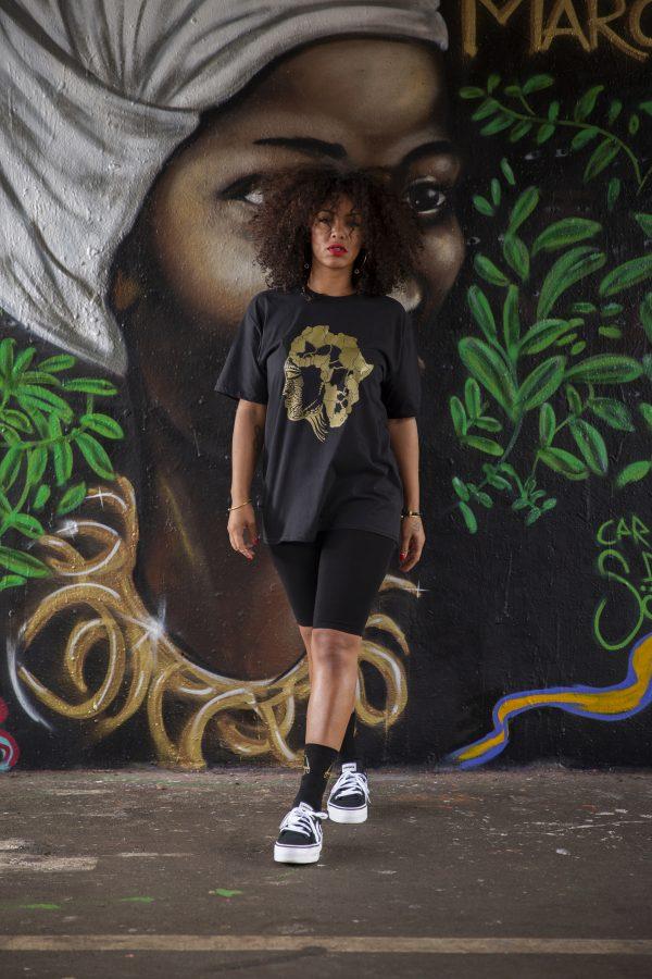 Duodu London Face of Africa T-Shirt 2 copy