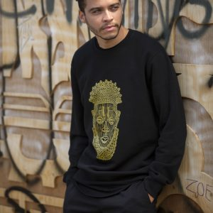 Duodu London Mask Jumper 2 copy