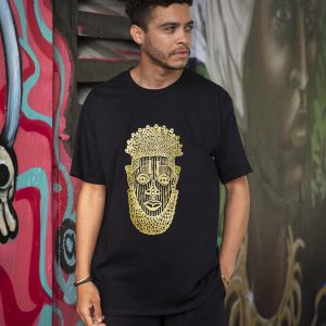 Duodu London Mask T-Shirt 2 copy
