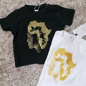 duodu london baby africa face tee 2
