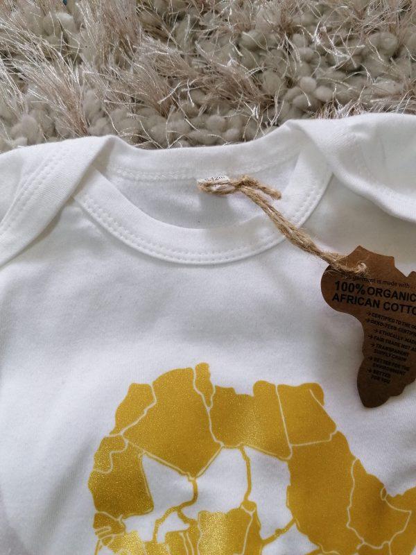 babydu afro sleepsuit wht 5