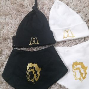 babydu hat and bib 1