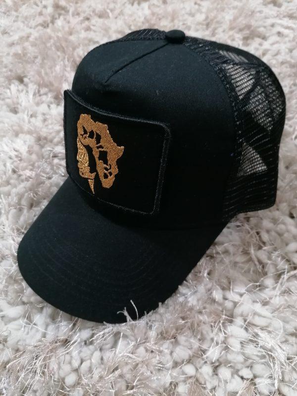 doudu london Africa baseball cap black 4
