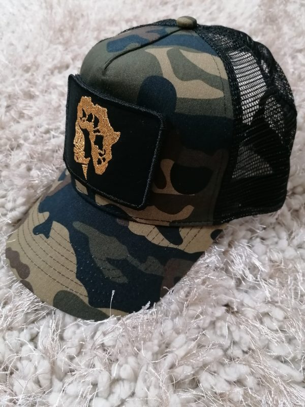 doudu london Africa baseball cap camo 5