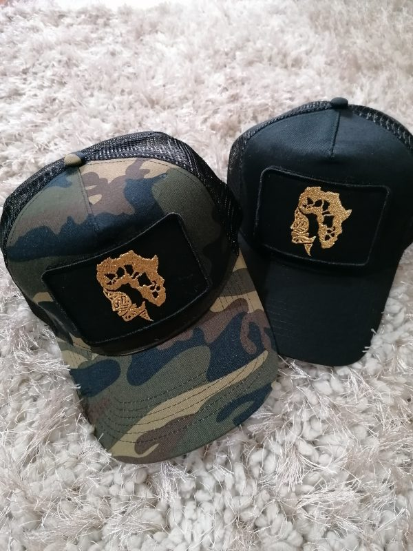 doudu london Africa baseball cap camo 7