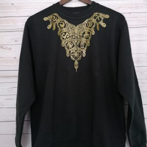 duoduu london african dashiki jumper 1