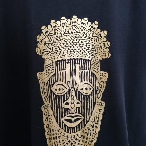duodu london african mask tee 3